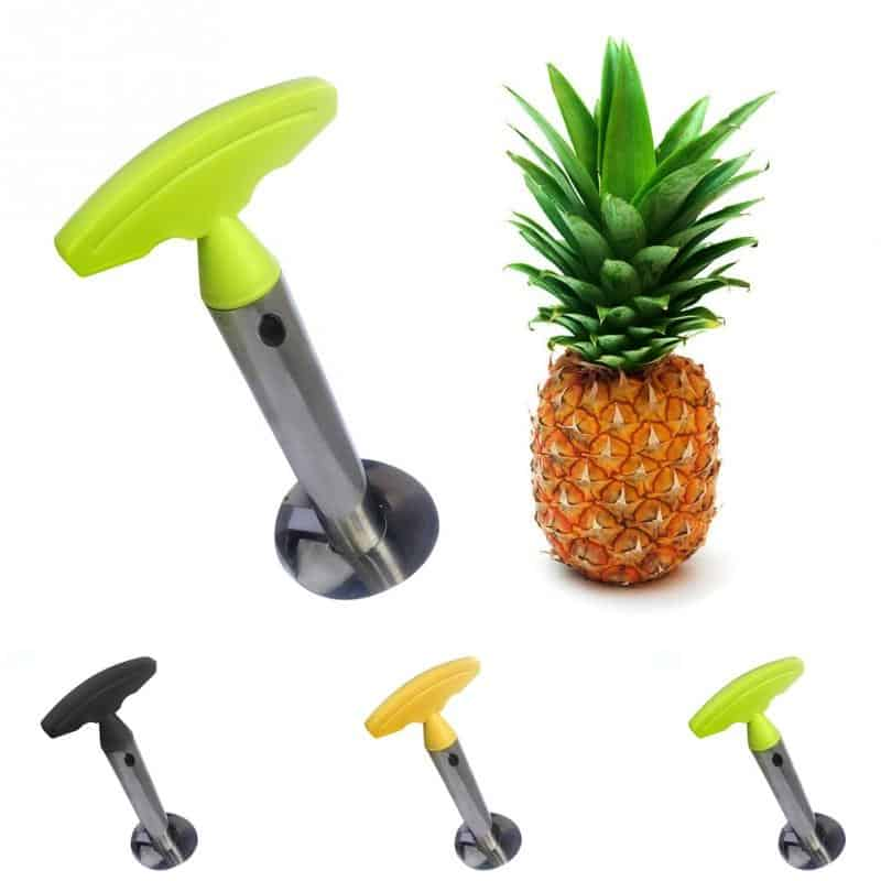 Easy-To-Make Healthy Snacks: Pineapple Corer