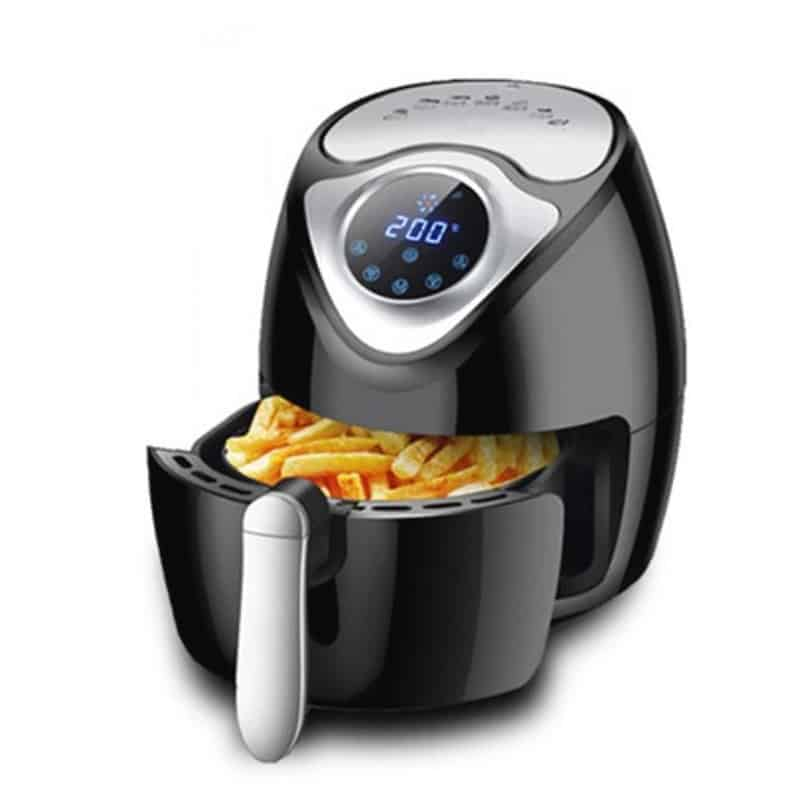 Healthy Cooking With Electric Fryer Intelligent Air Fryer
