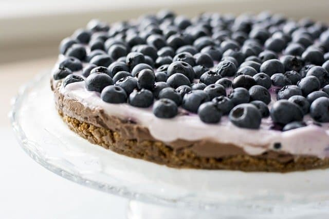 Top blueberry cake filling Recipes