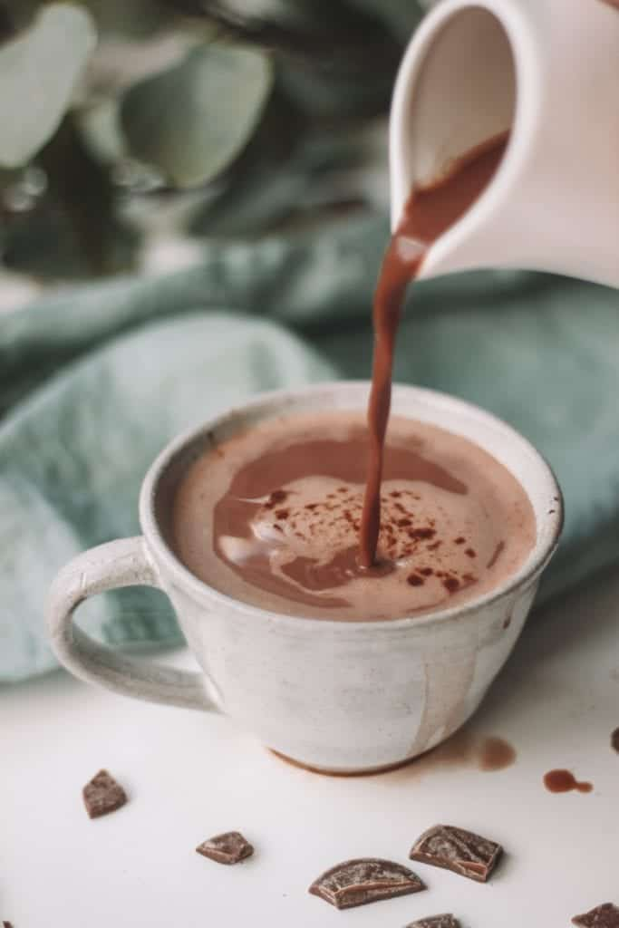 Healthy Tips Of  Low-Calorie Hot Chocolate